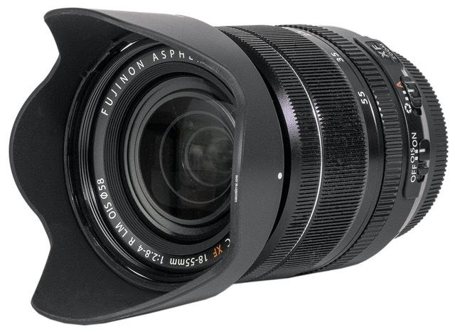 Fujifilm 18-55mm f/2 8-4 Lens Review | Sans Mirror | Thom Hogan