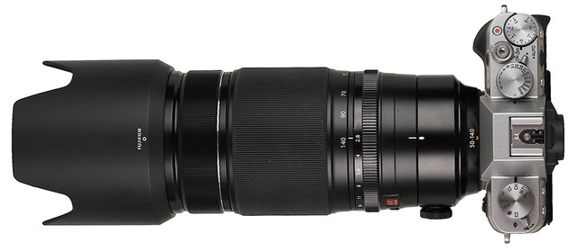 Fujifilm 50-140mm f/2 8 Lens Review | Sans Mirror | Thom Hogan