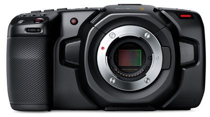 bythom Blackmagic-Pocket-Cinema-Camera-4K-Front