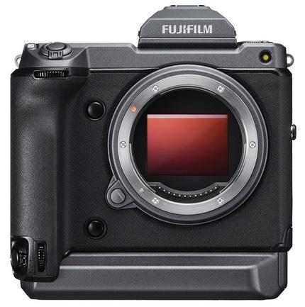 Fujifilm GFX 100 | Sans Mirror | Thom Hogan