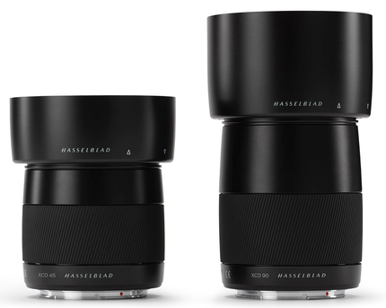 bythom hasselblad xcd lenses