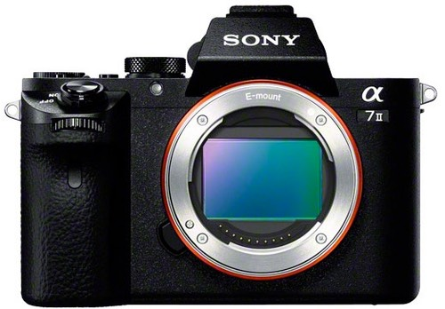 bythom sony a7ii front