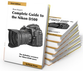 d500 guide stack