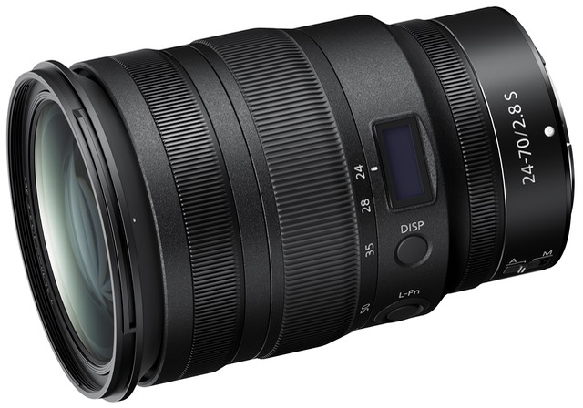 Nikon 24-70mm f/2 8 S Lens Review | Sans Mirror | Thom Hogan