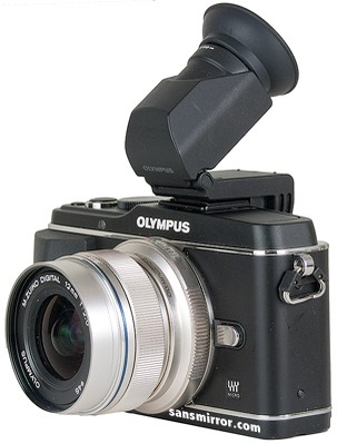 Olympus-EP3-with-viewfinder