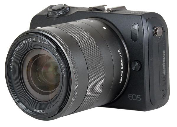 Canon EOS M Review. Camera Reviews