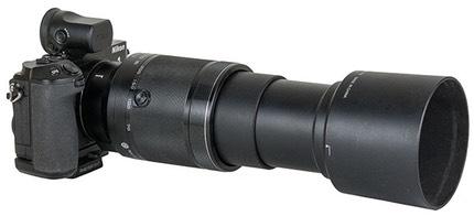 Nikon 70-300mm f/4 5-5 6 CX Lens Review | Sans Mirror | Thom
